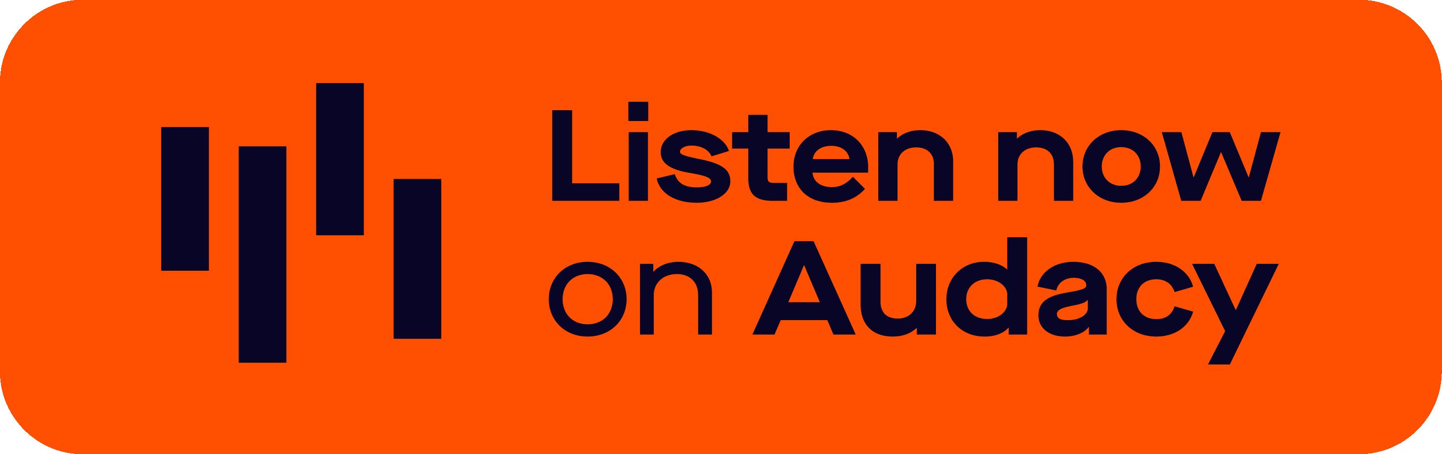 Listen on Audacy radio!